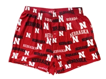Nebraska Stretch Knit Boxers