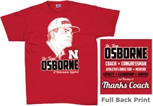 Osborne Red Legend Tee