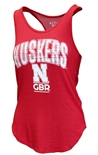 Womens Huskers GBR Terry Tank