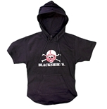 Youth Blackshirts Short Sleeve Hoodie