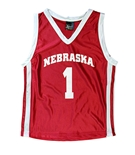 Youth Huskers Basketball Jersey Mesh Top