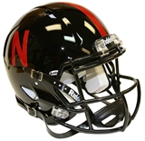 2012 Alternate Full Size Huskers Speed Helmet