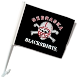 Blackshirts Car Flag