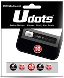 Udots Apple Husker Home Buttons
