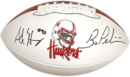 Henery Pelini Autographed Football