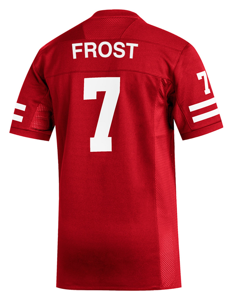 Adidas Frost #7 Home Jersey