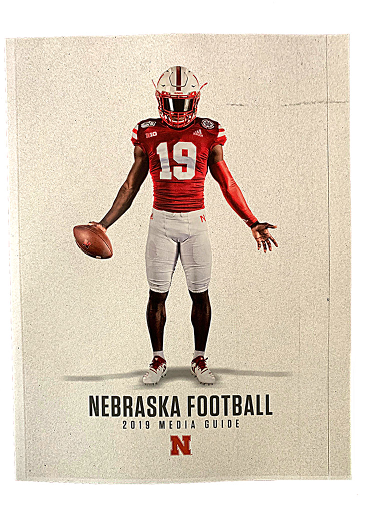 Nebraska Football 2019 Media Guide
