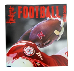 2021 Nebraska Football Wall Calendar Nebraska Cornhuskers, Nebraska Books & Calendars, Huskers Books & Calendars, Nebraska  Office Den & Entry, Huskers  Office Den & Entry, Nebraska 2021 Nebraska Football Wall Calendar, Huskers 2021 Nebraska Football Wall Calendar