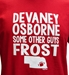 Devaney Osborne N Frost Tee - AT-B3018