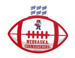 Herbie Nebraska Cornhuskers Football Sticker Nebraska Cornhuskers, Nebraska Stickers Decals & Magnets, Huskers Stickers Decals & Magnets, Nebraska Herbie Nebraska Cornhuskers Football Sticker SIZE, Huskers Herbie Nebraska Cornhuskers Football Sticker SIZE