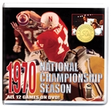 1970 Nebraska National Championship Season DVD Box Set - 50th Anniversary Special!