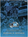 2012 Big Ten Championship Game Program