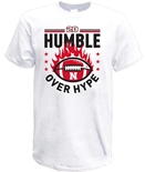 2020 Huskers Humble Over Hype Tee