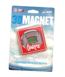 3D Memorial Stadium Magnet