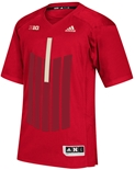 Adidas 2018 Alternate Huskers Strategy Jersey