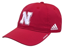 Adidas Huskers 2020 Coach Frost Sideline Cap