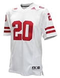 Adidas Huskers Premier 20 Away Jersey