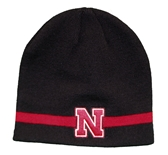 Adidas Nebraska 2020 Coaches Beanie - Black