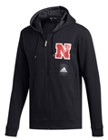Adidas Nebraska Swingman Basketball Warm Up Hoodie