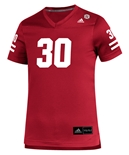 Adidas 2020 Nebraska Youth 30 Replica Jersey