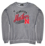 Adidas Youth Gals Huskers Banner Terry Pullover