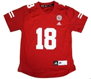 Adidas Youth Huskers 18 Home Jersey