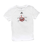 Adidas 2020 Youth White Blackshirts Tee