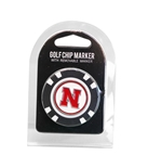 Poker Chip Husker Golf Ball Marker