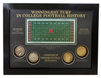 Championship Turf Frost N Osborne Coins Plaque