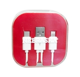 Huskers 3-in-1 Charging Cable