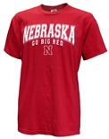 Huskers GBR Summit Tee