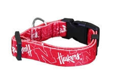 Huskers Pet Collar