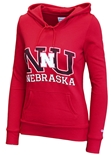 Ladies NU Champ Fleece Hoodie