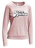 Lady Huskers Groovy Rose Pullover