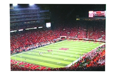Memorial Stadium Post Card