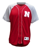 Nebraska Champion Baseball Jersey