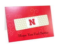 Huskers Get-Well Card