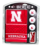 Nebraska Golf Gift Set