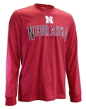 Huskers Got Your Back LS Tee