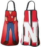 Nebraska N Herbie 2 Sided Apron