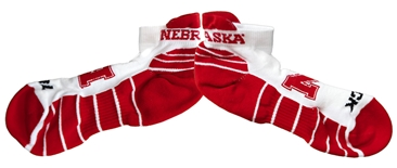 Nebraska N Low Cut Tab Sock