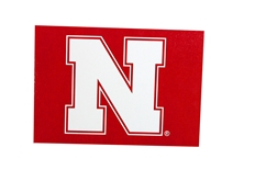 Nebraska N Post Card