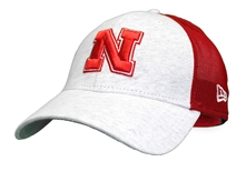 Nebraska New Era Tech Fitted Trucker