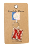 Nebraska Pet Collar Charm