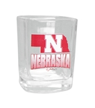 Nebraska State Shape Map Shotglass