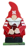 Nebraska Tabletop Fan Gnome