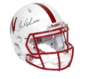 Pelini Signed Full Size Speed Helmet