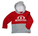 Toddler Boys Nebraska Football Davey Hoodie