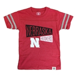 Toddler Boys Nebraska Huskers Tri Blend Tee