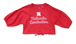 Toddler Girls Nebraska Zara LS Top
